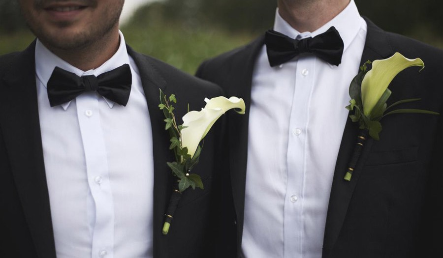 Bröllop - Marbäck